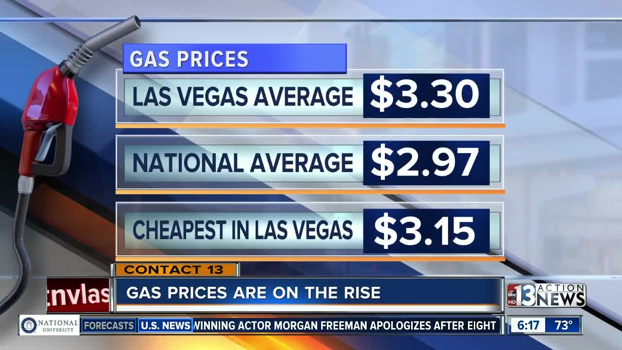 Memorial Day Weekend Gas Prices At Highest In 4 Years
