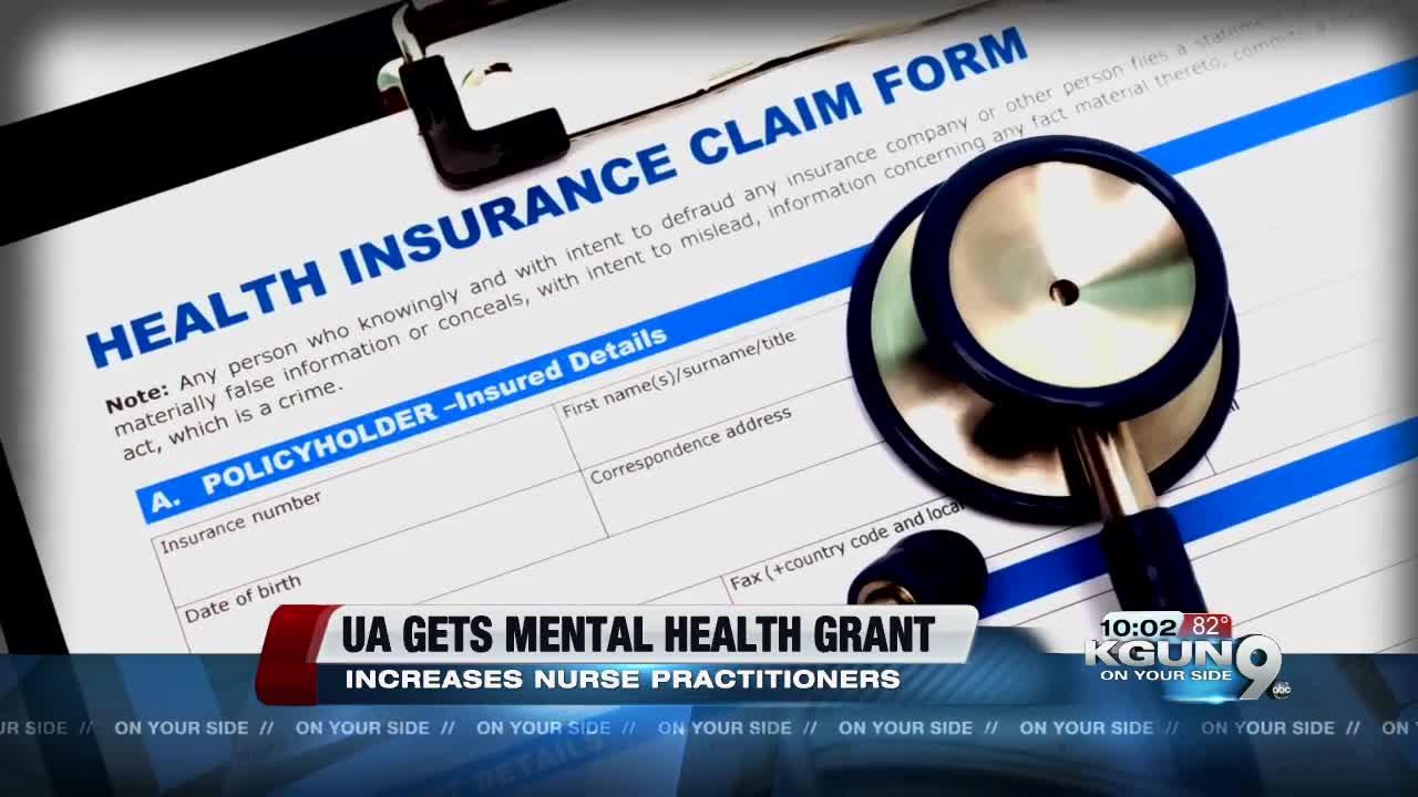 Ua Receives 1 7m Grant To Increase Mental Health Nurse