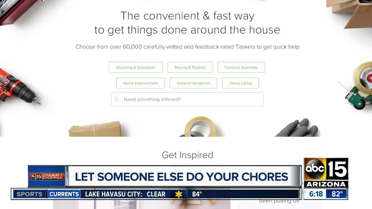 TaskRabbit: Online marketplace matches you with a handyman