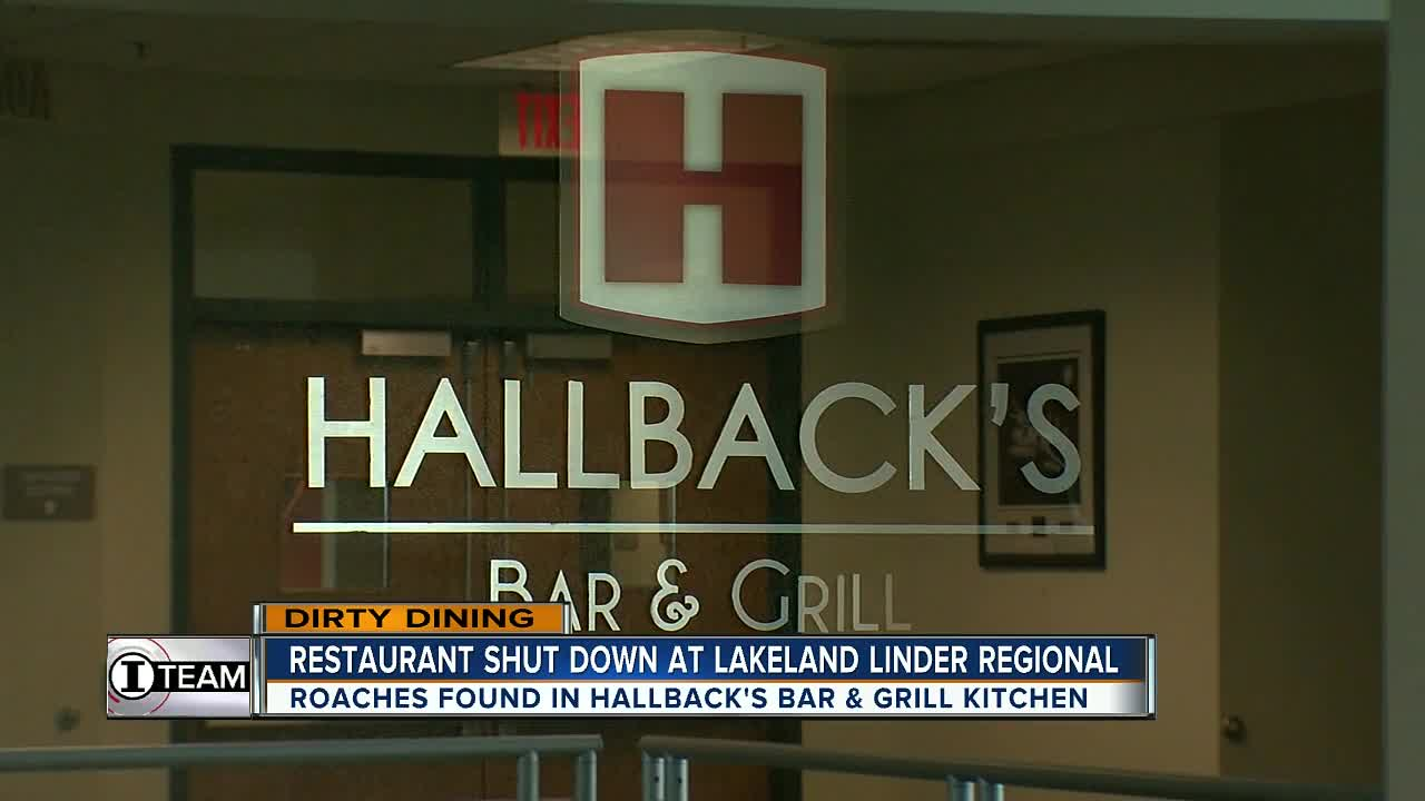 Dirty Dining Lakeland Regional Airports On Site Restaurant
