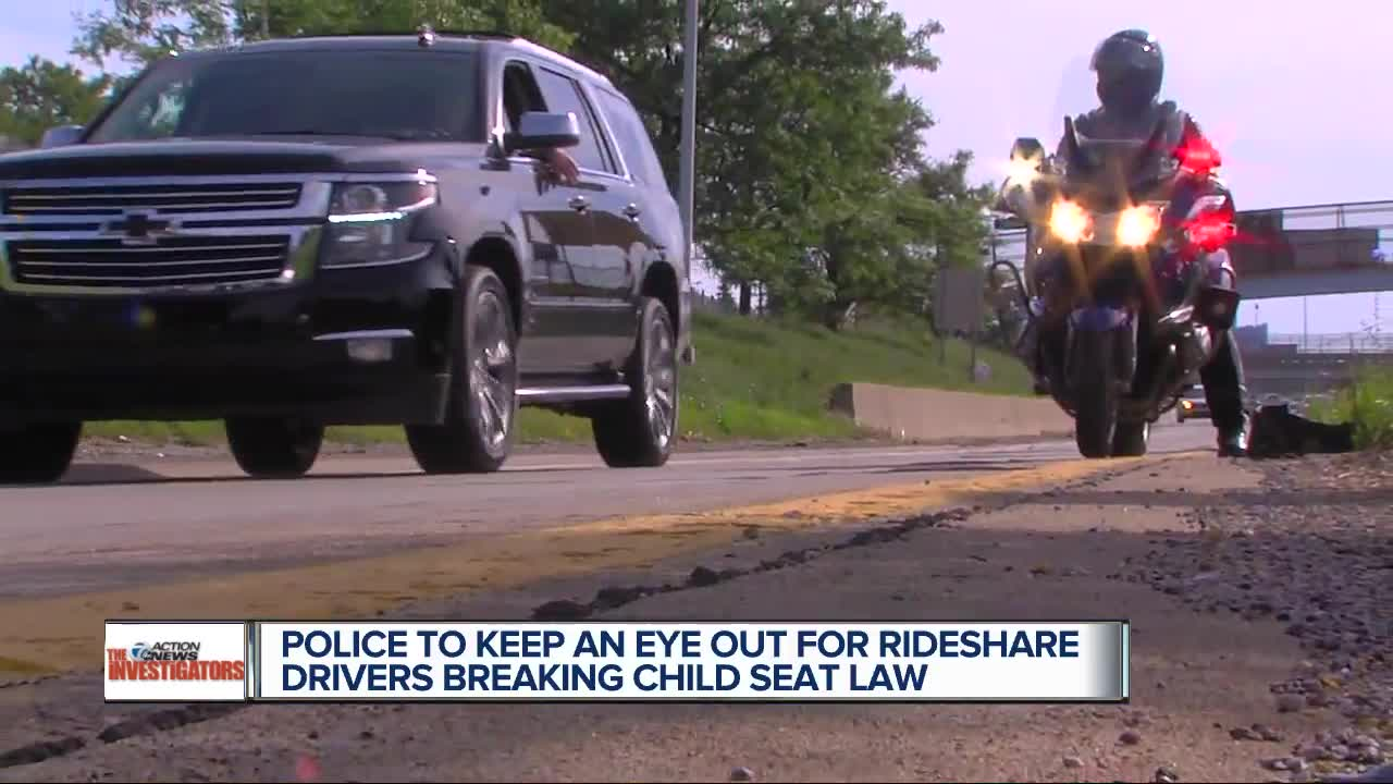 Child Car Seat Laws Are In Place Order To Avoid Tragedies But Some Drivers Working For Popular Ride Sharing Services Like Uber And Lyft Willing